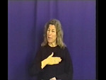 Patriotic Songs in ASL and Signed English