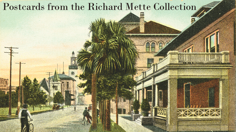 Postcards from the Richard Mette Collection