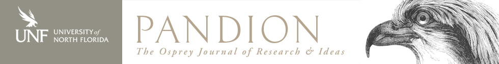 PANDION: The Osprey Journal of Research and Ideas