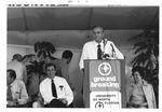 Groundbreaking Ceremony, September 18,1971 by Andrew Farkas