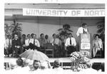 Groundbreaking Ceremony Dais, September 18,1971 by Andrew Farkas