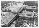 Aerial View of UNF Buildings 1-4 Under Construction, 1972