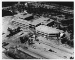Aerial View of UNF Buildings 1-4 Under Construction, August 1, 1972