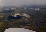 Aerial View of UNF Campus, 1975