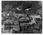 Building 4 and J. J. Daniel Hall, June 1987
