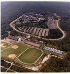 Aerial View of Campus, June 1987