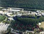 Aerial View of Campus, October 12, 1996