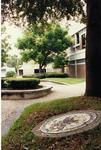 Main Courtyard and Building 1 - October 1987