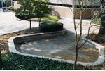 Main Courtyard, February 23, 2000