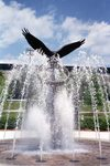 Osprey Plaza Fountain