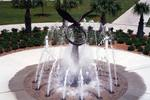 Osprey Plaza Fountain, 1994