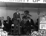 UNF President Thomas G. Carpenter, Groundbreaking Ceremony