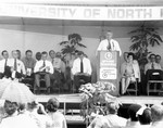 J.J. Daniel, Groundbreaking Ceremony