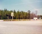 UNF Entrance, 1974