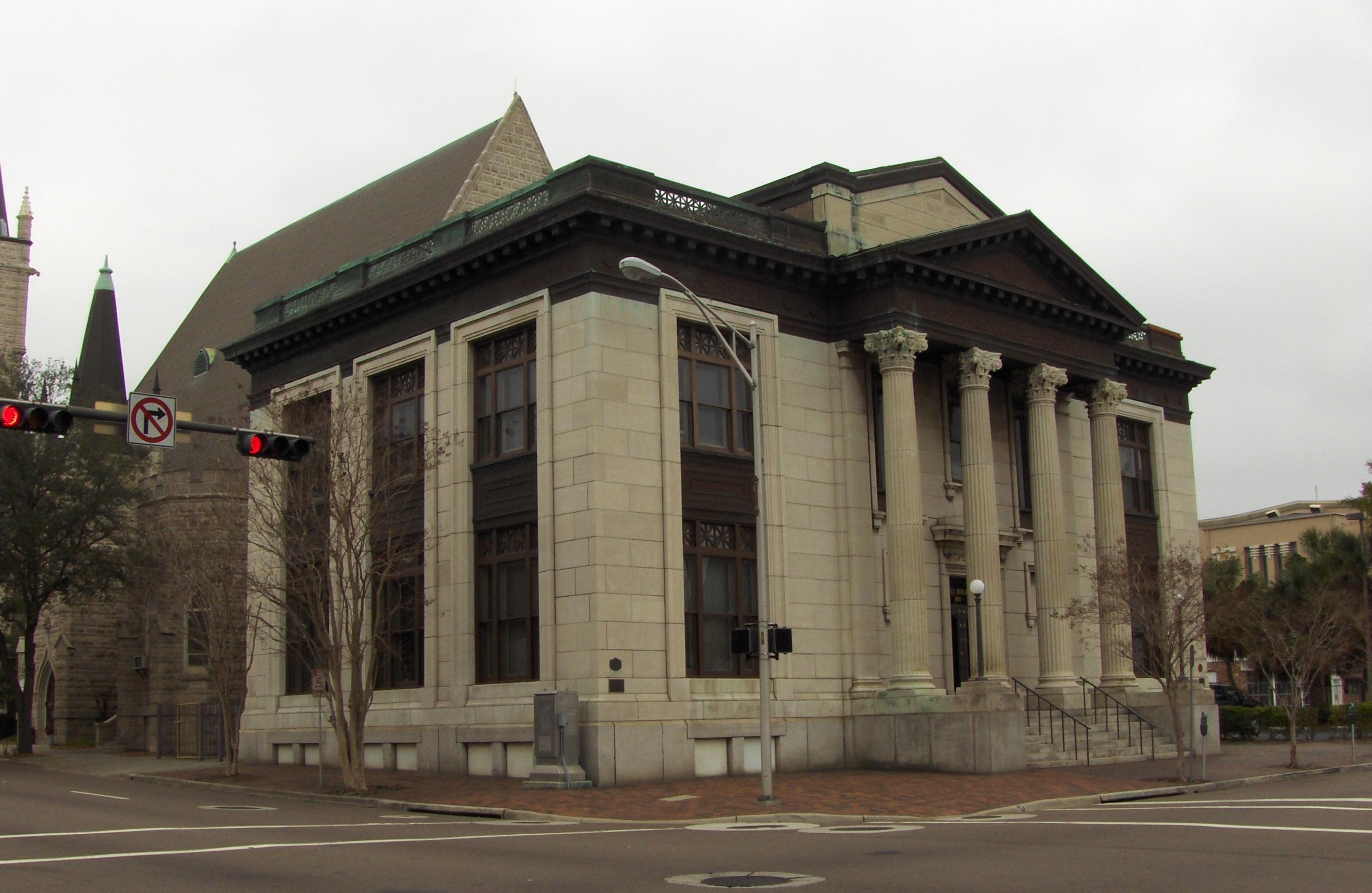 Old Jacksonville Free Public Library, Jacksonville, FL
