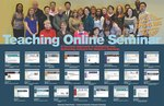 Teaching Online Seminar: A Focused Approach to Designing and Delivering Courses for Distance Learning--Spring 2013