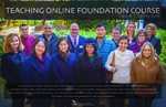 Teaching Online Foundation Course--Track A, Spring 2018