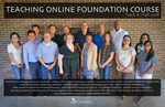 Teaching Online Foundation Course--Track A, Fall 2018