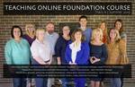 Teaching Online Foundation Course--Track A, Summer 2019