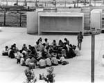Art Class, UNF Courtyard