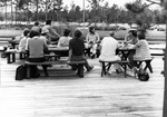 Class Outdoors, Boathouse Deck (2) by University of North Florida