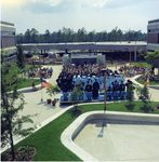 Graduates, First UNF Commencement, June 10, 1973