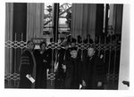 Faculty at Commencement, June 12, 1974