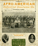 Afro-American Industrial Insurance Co. Calendar