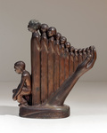 Lift Every Voice and Sing (The Harp) by Augusta Savage