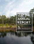 University of North Florida Environmental Center Annual Report 2016 by Natalie Sassine, Tiffany Torres, James Taylor, and Maria Mark