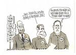 George & Jeb Bush