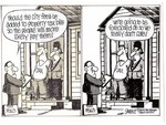 Should The City Fees Be Added To Property Tax Bills So The People Will More Likely Pay Them!