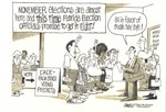 November Elections Are Almost Here And This Time Florida Election Officials Promise To Get It Right!
