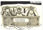Clay County Commission under fire by citizens!