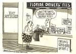 New Driver Fee Changes in Jacksonville!