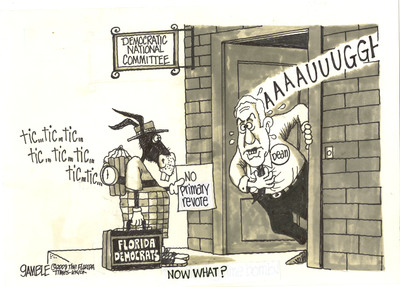 2008 Florida Democrats ready to explode!