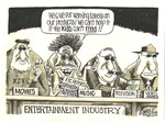 Entertainment industry harming our children?