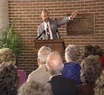 Dedication of J. J. Daniel Hall, February 1, 1991