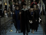 University of North Florida Commencement Ceremony, December 12, 1997