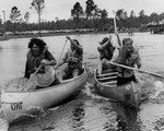 Canoe Races by University of North Florida