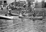 Canoes Races, 1976