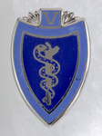 Blue Shield 5 Year Service Lapel Pin