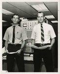 Blue Cross and Blue Shield employees Dave Mulkey and Wayne Sauls