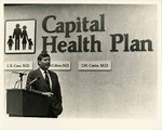 Governor Graham at the opening of Capital Health Plan