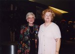 Blue Cross and Blue Shield employees Betty Collins and Marilou Watson