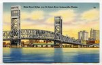 Main Street Bridge over St. John's River, Jacksonville, Florida