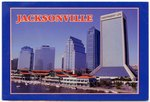 Jacksonville's Skyline 1968-1990