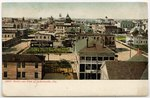 Bird's-eye View of Jacksonville, Florida 1908