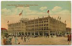 Cohen Brothers' Mammoth Department Store, Jacksonville, Florida 1900-1930