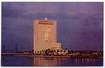 Night view of the new Prudential Building, Jacksonville, Florida 1962-1980